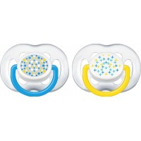 Philips AventPhilips Avent, Napp, Freeflow, 6-18 mån, Blue