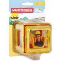 MagformersMagformers Figure Plus Construction Set