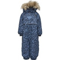HummelOverall, Moon, Copen Blue/Pink74 cm