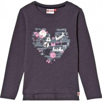 LEGO WearT-shirt, Tallys, Dark Grey110 cm