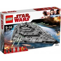 LEGO Star Wars75190 LEGO® Star Wars? First Order Star Destroyer?