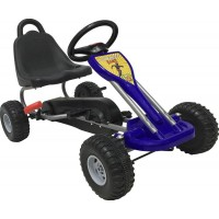 Oliver & KidsGokart Speed Blue