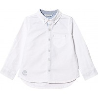 eBBe KidsCasper Oxford Shirt Off-white92 cm (1,5-2 år)
