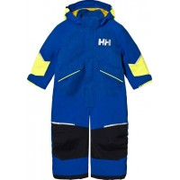 Helly HansenKids Snowfall Ins Ski Suit Overall Blå2 years
