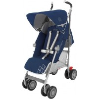 MaclarenTechno XT Medieval Barnvagn Blue/Silver