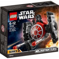 LEGO Star Wars75194 LEGO® Star Wars? First Order TIE Fighter? Microfighter
