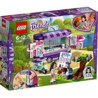LEGO Friends41332 LEGO® Friends Emma's Art Stand