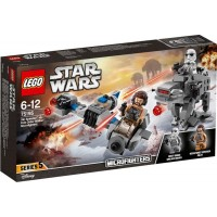 LEGO Star Wars75195 LEGO® Star Wars? Ski Speeder? vs. First Order Walker? Microfighters