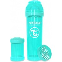 TwistshakeNappflaska Anti-Kolik 330ml Pastel Blue 4+m