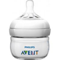 Philips AventPhilips Avent, Nappflaska, NATURAL, 0m+, 60 ml