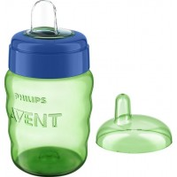 Philips AventPhilips Avent, Spillfri mugg, Spout Cup, 260 ml, Green