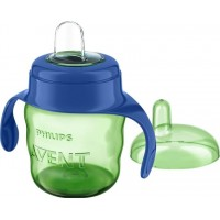 Philips AventPhilips Avent, Träningsmugg, Spout Cup, 200 ml, Green