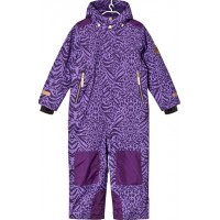 Ticket To HeavenVinteroverall Matti Purple104 cm