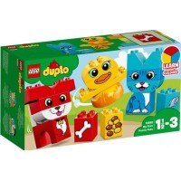 LEGO DUPLO10858 LEGO DUPLO® My First Puzzle Pets