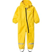 KulingNuuk Skaloverall Yellow Freesia74/80 cm