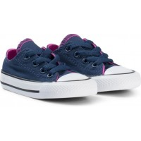 ConverseNavy and Pink Chuck Taylor All Star Infants Trainers20 (UK 4)