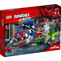 LEGO Juniors10754 LEGO® Juniors Spider-Man vs. Scorpion Street Showdown