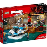 LEGO Juniors10755 LEGO® Juniors Zane's Ninja Boat Pursuit