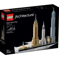 LEGO Architecture21028 LEGO® Architecture New York City