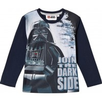 LEGO WearTröja, JOIN THE DARK SIDE, Navy104 cm