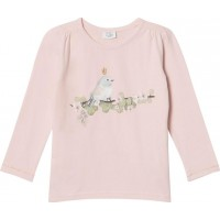 Hust&ClaireT-shirt Peach whip92 cm (1,5-2 år)