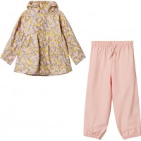 Mini A TureCharlene + Robin Rain Set Pale Dogwood Rose110 cm
