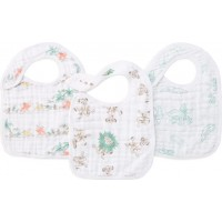 Aden + AnaisClassic Snap Bib Haklapp 3-Pack The Lion King