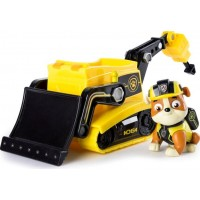 Paw PatrolFordon med Valp Rubble Mission PAW
