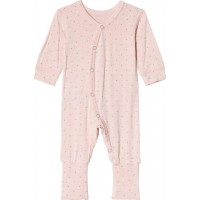 Hust&ClairePyjamas Dusty rose50 cm (0-1 mån)