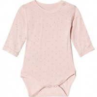 Hust&ClaireBaby Body Dusty rose68 cm (4-6 mån)