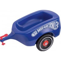 BIGBIG Bobby Car Trailer, Royal blue