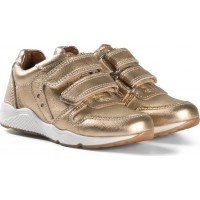 BisgaardVelcro shoes Gold27 EU