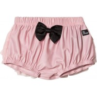 The Tiny UniverseFrilly Swim Pants Soft Pink3-6 mån