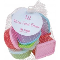 Rice12 S Plastic Food Keepers In Net