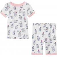 HatleyFree Birds Short Pyjamas Set Vit2 years