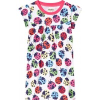 HatleyRainbow Ladybirds Nightdress Vit3 years