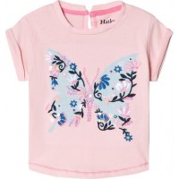 HatleyPrairy Butterfly T-shirt Rosa3 years