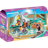 Playmobil9402 Bike & Skate Shop