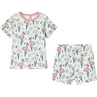 MaxomorraPyjamas Set Sweet Flamingo74/80 cm
