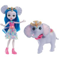 EnchantimalsEkaterina Elephant Doll