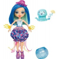 EnchantimalsJessa Jellyfish Doll