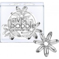 invisibobbleInvisibobble® 3-pack Hårsnodd Crystal Clear