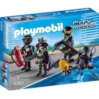 Playmobil9365 Insatsstyrka