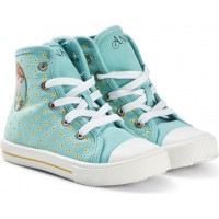Disney FrozenHigh Sneakers, Turkos25 EU