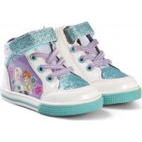 Disney FrozenHigh Sneakers, Vit21 EU