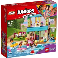 LEGO Juniors10763 LEGO® Friends Stephanie's Lakeside House