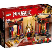 LEGO NINJAGO70651 LEGO® NINJAGO® Throne Room Showdown