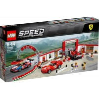 LEGO Speed Champions75889 LEGO® Speed Champions Ferrari Ultimate Garage