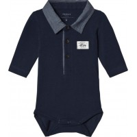 Name ItGeo Baby Body Dress Blue50 cm