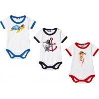 Max CollectionBaby Body 3-Pack Vit56 cm